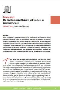 New Pedagogy