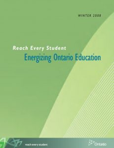 Energizing Ontario Education - Full