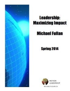 Leadership - 2014