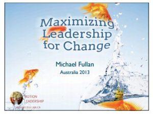 Maximizing Slides - Australia 2013