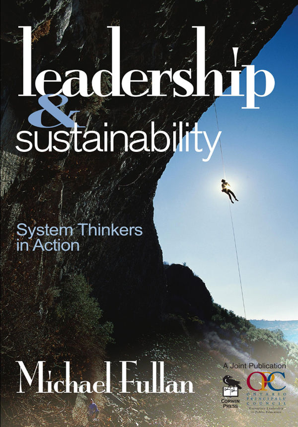 Leadership Amp Sustainability Michael Fullan
