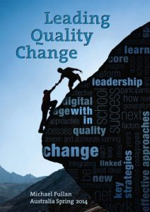 Leading Quality Change - Australia 2014